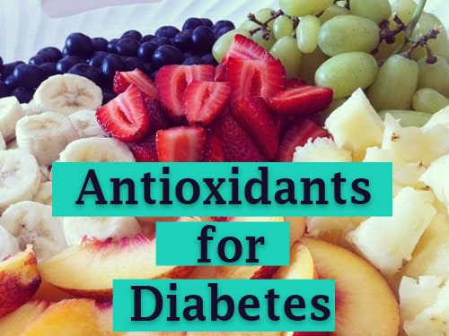 antioxidants-diabetes