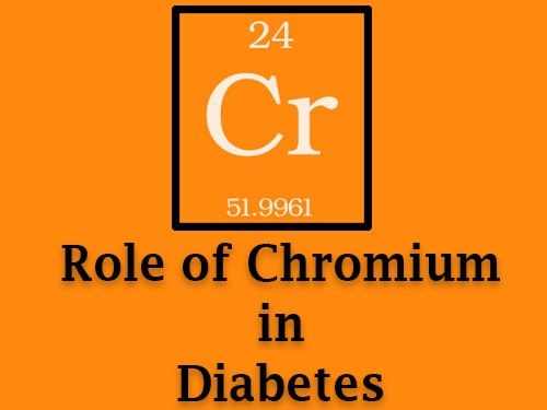 chromium for diabetes