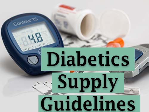 diabetes-supply-guidelines