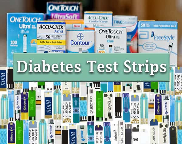 Diabetes Test Strips