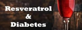 is resveratrol good for diabetes