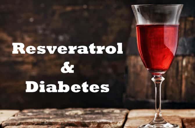 is resveratrol good for diabetes