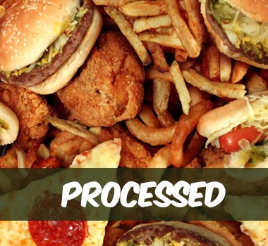 Processed foods no for diabetes