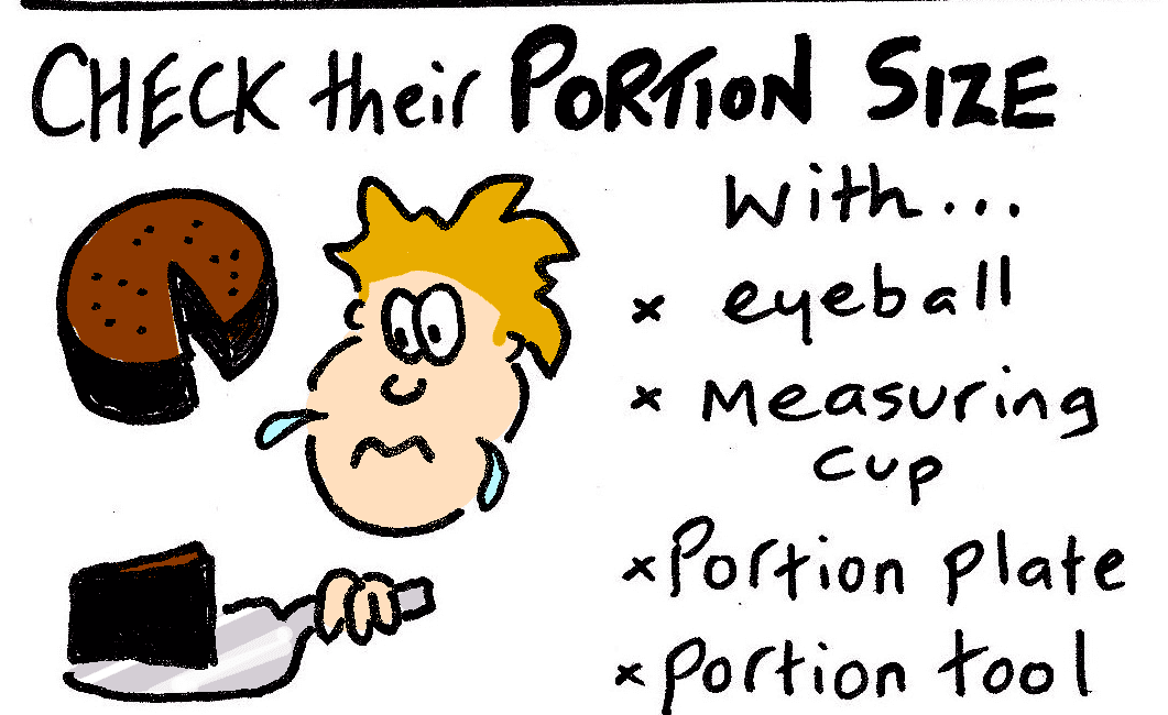 check-portion-size