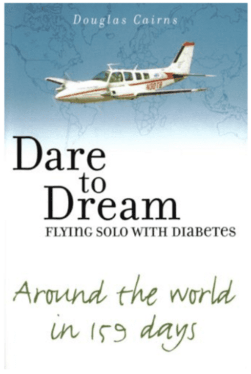 dare to dream book flying with diabetes