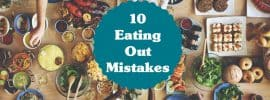 diabetes eating out mistakes to avoid