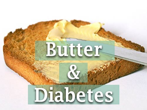 is butter good for diabetic butter and diabetes