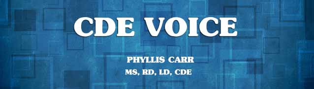 cde interview Phyllis Carr