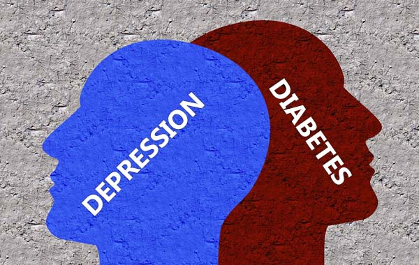 Bildresultat för Depression And Diabetes