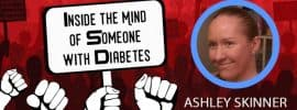 inside the mind diabetes interview ashley skinner