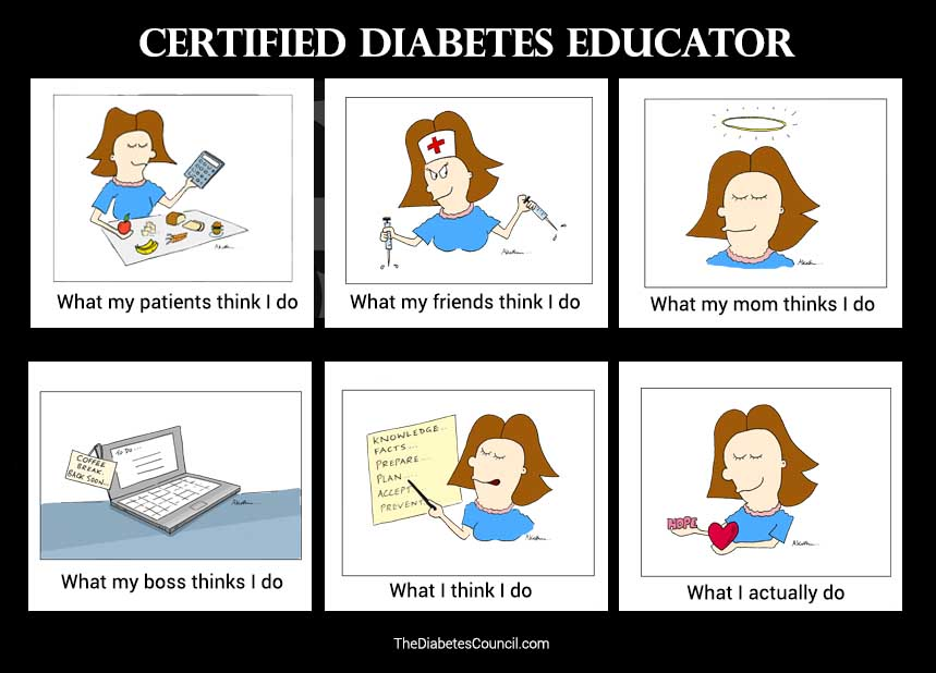 where do diabetes educators work