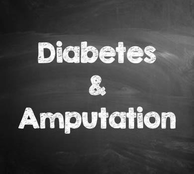 how long do diabetics live after amputation