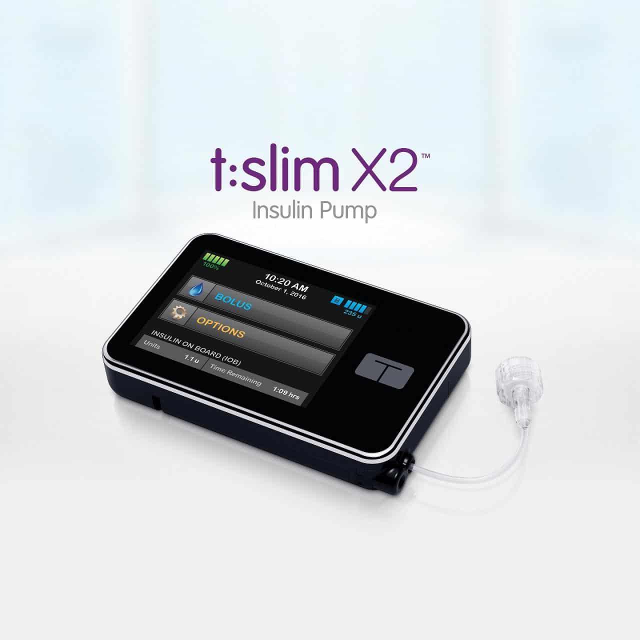 The Future of Diabetes Care: Tandem T-Slim X2