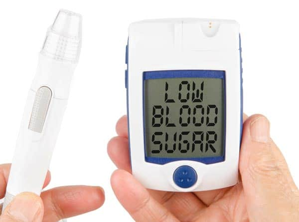 what causes high blood glucose levels