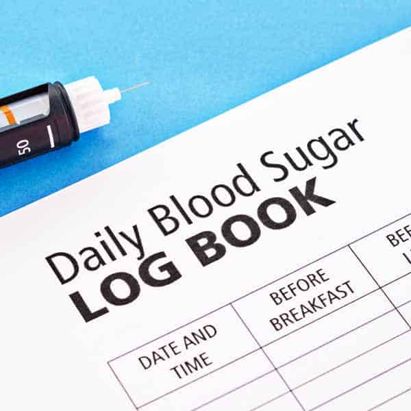 Blood sugar target levels for people without diabetes
