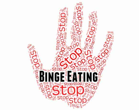 I need help to stop binge eating