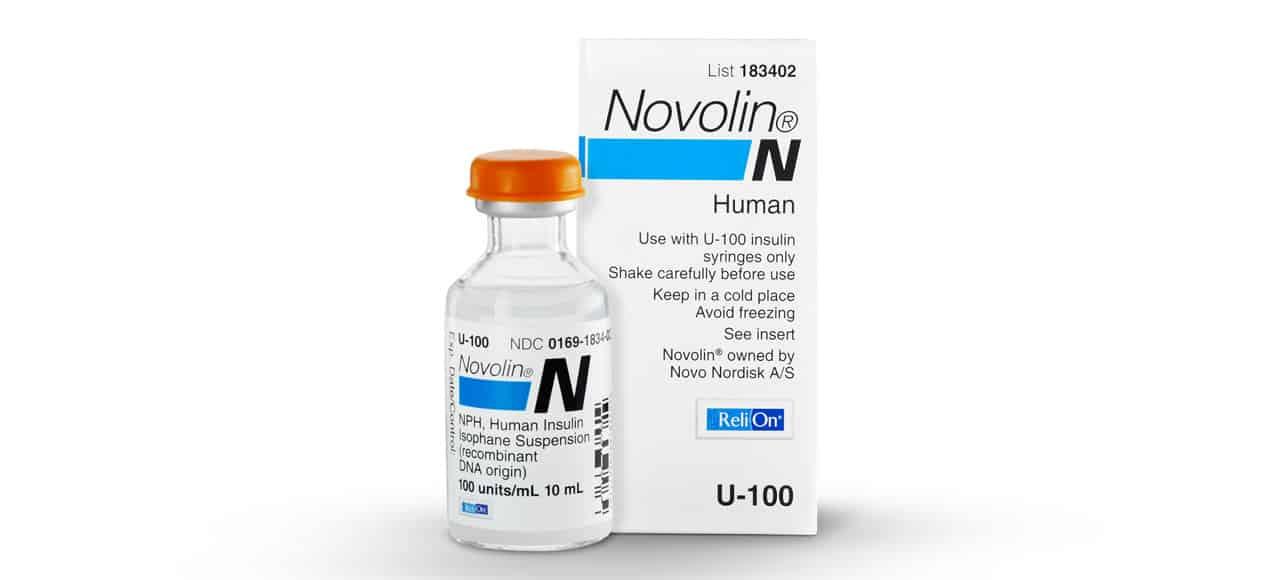 relion novolin 70 30 inj shot