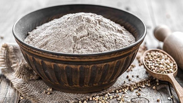 20 Healthy Flours from Lowest to Highest Carbohydrates