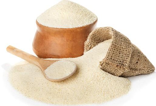 19 Semolina Flour