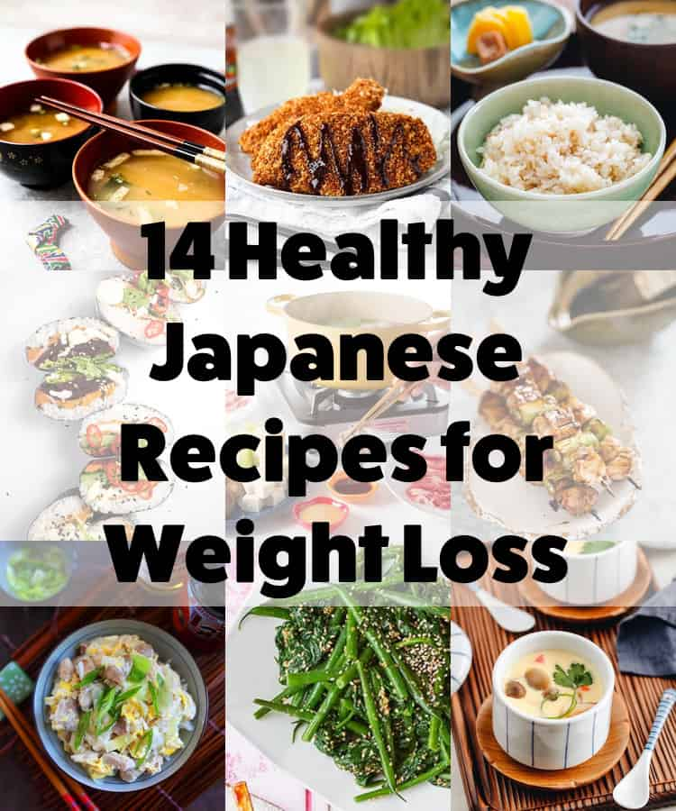 14 Healthy Japanese Recipes For Weight Loss Thediabetescouncil Com