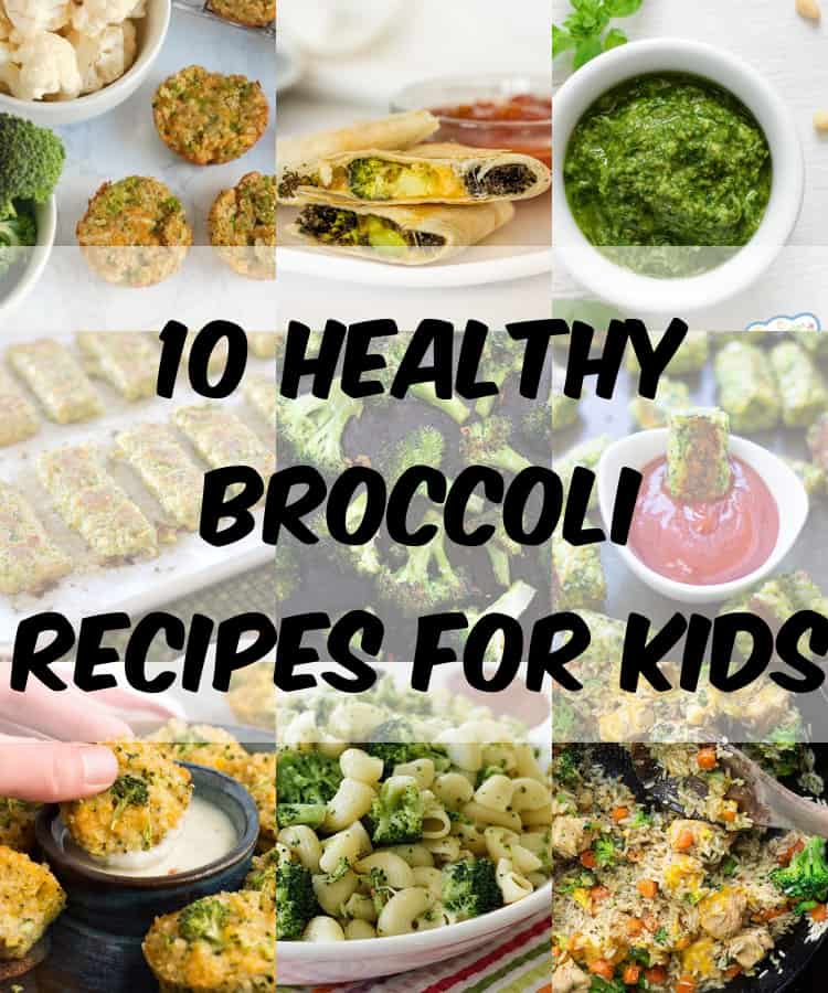 10 Healthy Broccoli Recipes For Kids Thediabetescouncil Com