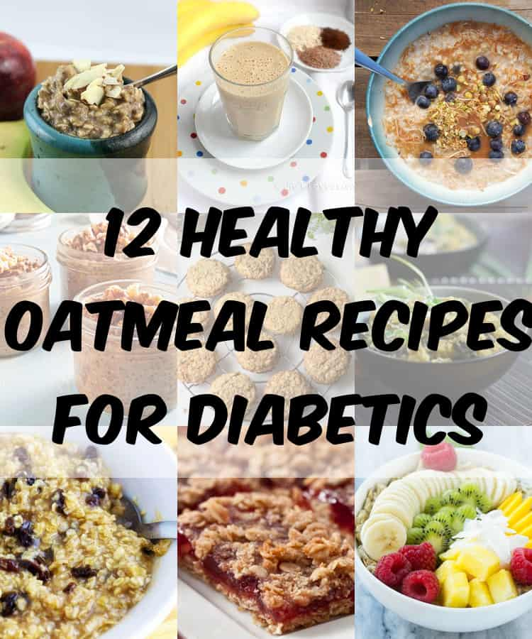 12 Healthy Oatmeal Recipes For People With Diabetes Thediabetescouncil Com